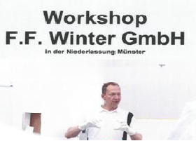 Workshop mit F.F. Winter