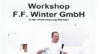Workshop mit F.F. Winter