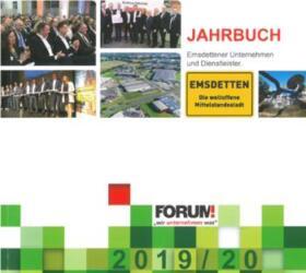 Forum Jahrbuch 2019/2020